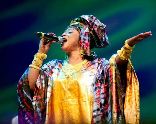 Artist Poto: Babani Koné