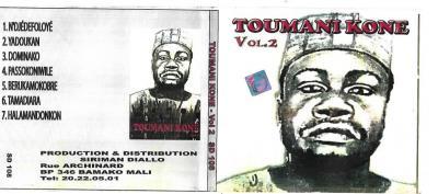 Toumani Koné Album: Toumani Koné Vol 2 Album