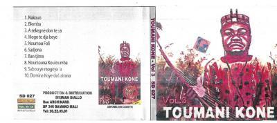 Toumani Koné Album: Toumani Koné vol 3 Album
