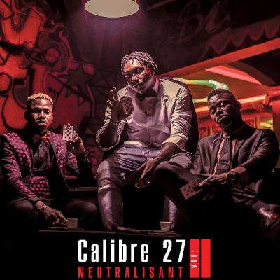 Calibre 27  Album: Neutralisant (Vol. 2) CALIBRE 27 dévoile sa toute nouvelle mixtape NEUTRALISANT, composé de 10 morceaux, dont 2 bonus et 2 featurings : ZY PAGALA & LIL P et ARSENAL NOVA, entièrement produits par ZY PAGALA PRODUCTIONS/GLM (GREEN LABEL MALI).