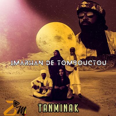 Imarhan De Tombouctou Album: Tanminak Nouvel album du groupe Imarhan de Tombouctou sortie en 2020. Un album de Blues (blues du désert) composé de 9 titres.