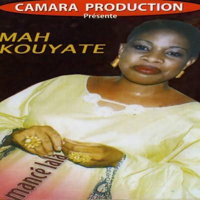 Mah Kouyaté No 2 Album: Mancè Lala Album sorti en 2006 composé de 10 titres, produit par camara production. Cet album comprend plusieurs genres : Sumu, Manding, Tradi-Moderne...