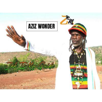 """Aziz Wonder Album: Jah Is My Guide Le tout premier album de Aziz Wonder, l'un des pionniers du reggae malien. L'album intitulé """"Jah Is My Guide"""" est sorti en 1993 et est composé de 6 titrres, abordant plusieurs thèmes."""