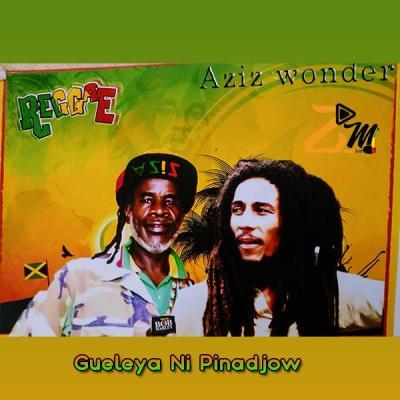 """Aziz Wonder Album: Gueleya Ni Pinadjow Le deuxième album de AZIZ WONDER, pionnier du reggae malien. Un album de 6 titres contenant le titre """"Gueleya"""", une chanson devenue culte au Mali."""